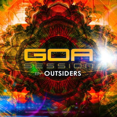 Goa Session by Outsiders - Various Artists album