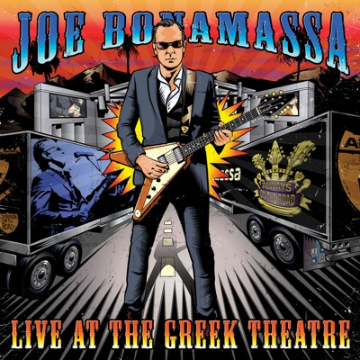 Live at the Greek Theatre - Joe Bonamassa album