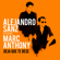 Deja Que Te Bese (feat. Marc Anthony) - Alejandro Sanz