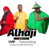 Alhaji (Red Gold Green) artwork