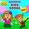 Favorite Kids Song, Vol. 1 - Kid's Camp
