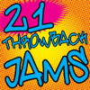 Various Artists - 21 Throwback Jams  artwork