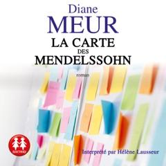 La carte des Mendelssohn