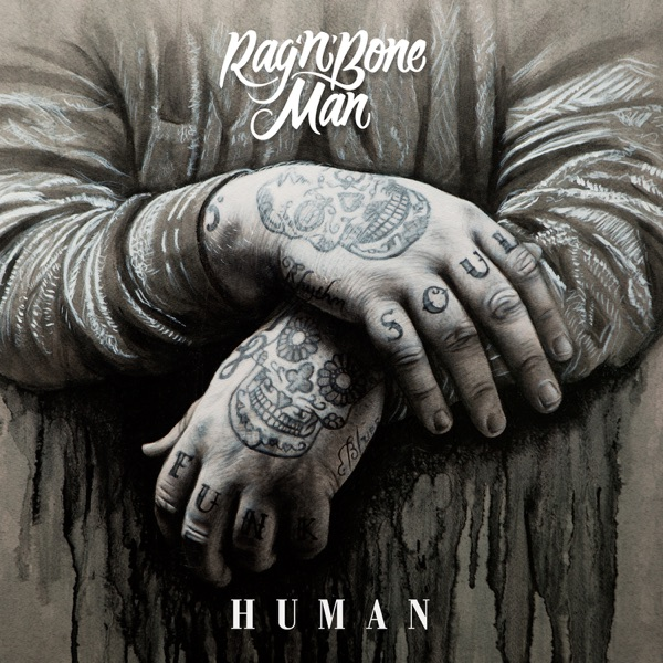 Cover art for Human