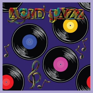 Acid Jazz Johnson - Midnights Mood