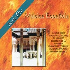 Música Española. Serie Oro