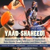 Yaad Shaheedi Remembering the 300 Years of Martyrdom Baba Banda Singh Bahadur and Other Singhs feat Tigerstyle Single