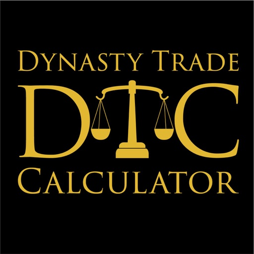 Cover image of Dynasty Trade Calculator Podcast