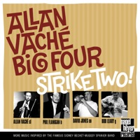Strike Two! (feat. David Jones, Bob Leary & Phil Flanigan) [Inspired By the Famous Sidney Bechet-Muggsy Spanier Band]