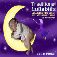 Giampaolo Pasquile & Michele Garruti - Traditional Lullabies (Lullabies for Sleep, Wellness and Relaxing of Your Baby) artwork