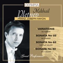 Haydn: Variations & Sonatas