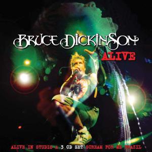 Bruce Dickinson - Alive (Live)