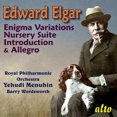 """Elgar: """"Enigma"""" Variations; Nursery Suite; Introduction and Allegro for Strings - Royal Philharmonic Orchestra"""