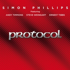 Protocol III (feat. Andy Timmons, Steve Weingart & Ernest Tibbs)