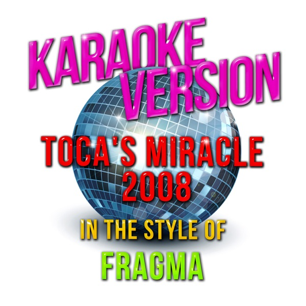 Cover art for Toca's Miracle 2008