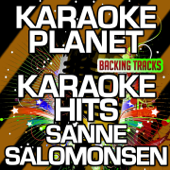 Karaoke Hits Sanne Salomonsen (Karaoke Version) - EP