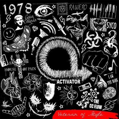 Veteran of Style, Vol. 3 - EP - Activator