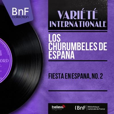 Fiesta en España, No. 2 (Mono Version) - EP - Los Churumbeles de España