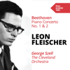 Leon Fleischer - Beethoven: Piano Concertos Nos. 1 & 2 artwork