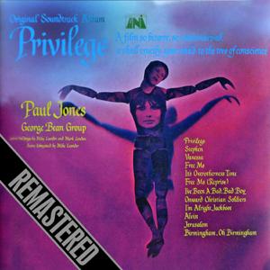 Paul Jones, Mike Leander & George Bean - Privilege (Original Soundtrack Album - Remastered)