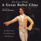 David Howard Presents a Great Ballet Class With Pianist Joe Cross