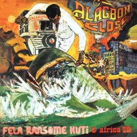 ‎Alagbon Close by Fela Kuti