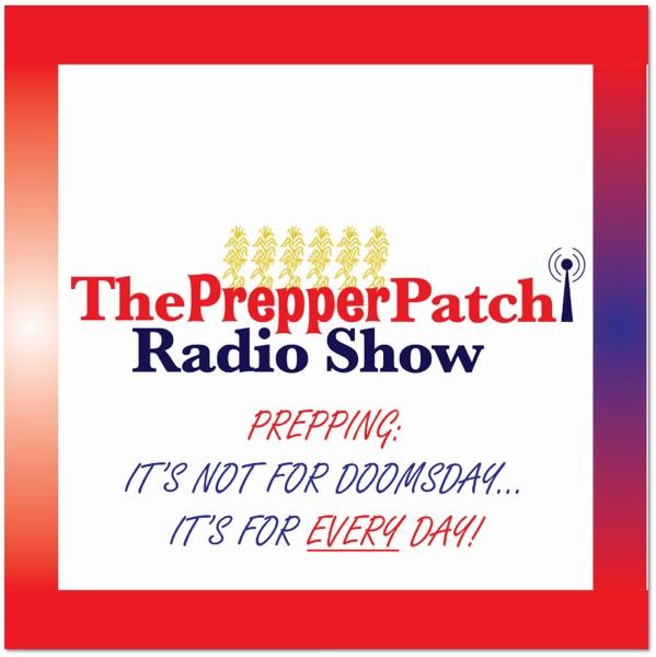 Prepper Patch Radio