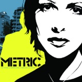 """The album art for """"Old World Underground, Where Are You Now?"""" by Metric"""