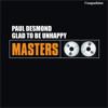 Paul Desmond - Poor Butterfly artwork