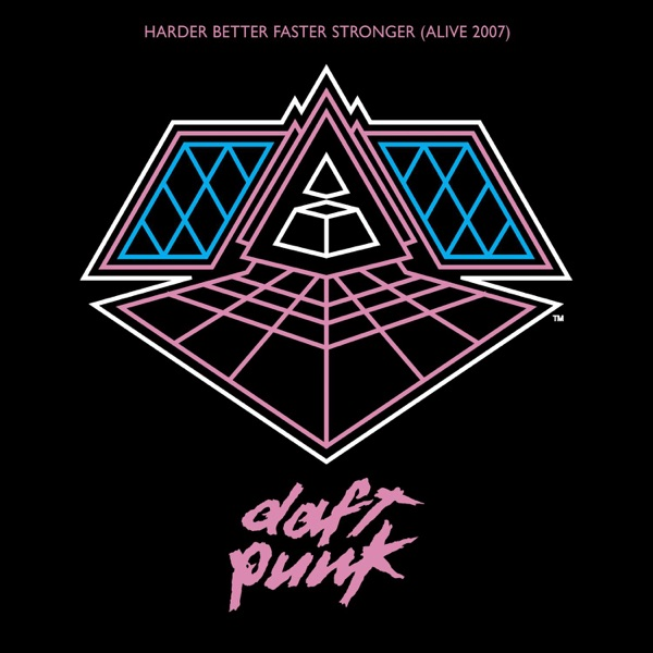 Harder Better Faster Stronger (Alive 2007) - Single