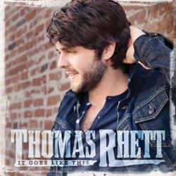 View album Thomas Rhett - It Goes Like This