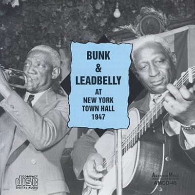 At New York Town Hall 1947 - Lead Belly