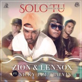 Sólo Tú (Remix) [feat. Nicky Jam & J Balvin] - Single