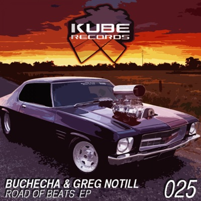 Road of Beats - EP - Buchecha