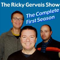 Ricky Gervais, Steve Merchant & Karl Pilkington - Ricky Gervais Show: The Complete First Season artwork