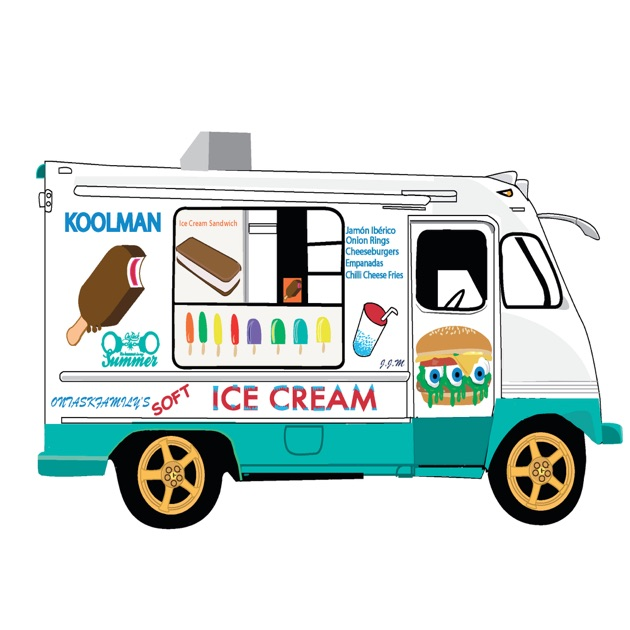 ice cream truck song single by ice cream truck on apple music rh itunes apple com Ice Cream Clip Art ice cream truck clipart black and white