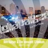 Live At Lollapalooza 2007: Ben Harper - Single