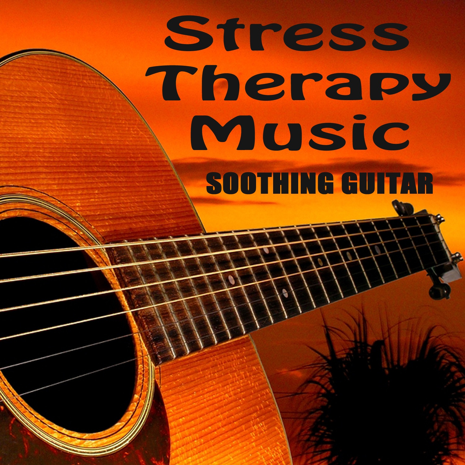 Stress Therapy Music: Soothing Guitar