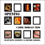 Carol Morgan Trio - Like Someone In Love