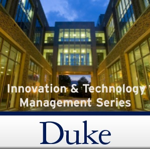 Innovation & Technology Management Seminar Series