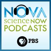 Podcast cover art for NOVA scienceNOW