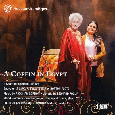 Leonard Foglia: A Coffin in Egypt - Frederica Von Stade