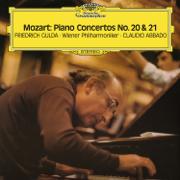 Mozart: Piano Concertos Nos. 20 & 21 - Friedrich Gulda, Vienna Philharmonic & Claudio Abbado - Friedrich Gulda, Vienna Philharmonic & Claudio Abbado