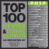 Various Artists - Top 100 Modern Hymns and Classic Songs artwork