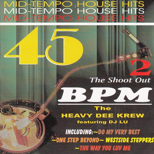 45 bpm vol 2 mid tempo house hits the shoot out feat for 45 house music