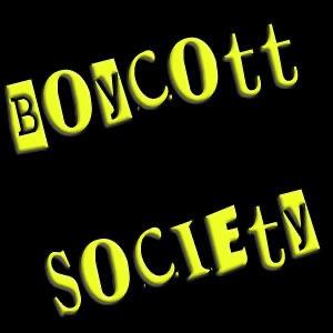 Boycott Society