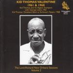 Kid Thomas Valentine - When We Danced at the Mardi Gras (feat. Kid Thomas' Dixieland Stompers)