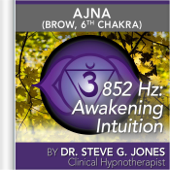 852 Hz: Awakening Intuition (Ajna) [Brow, 6th Chakra]