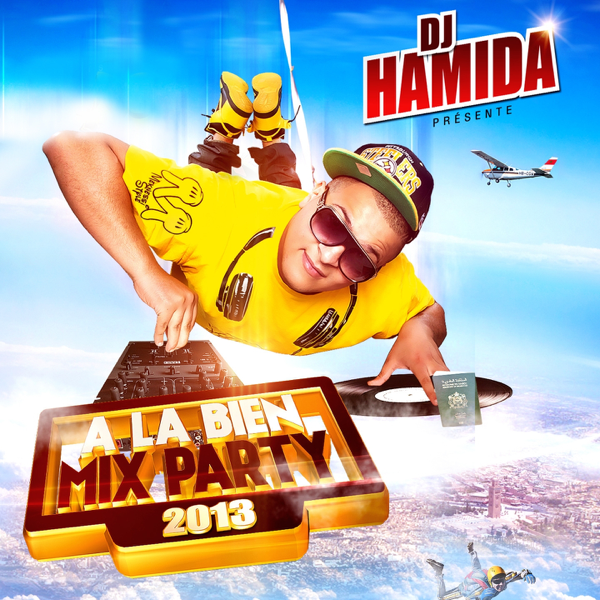gratuitement dj hamida a la bien mix party 2013