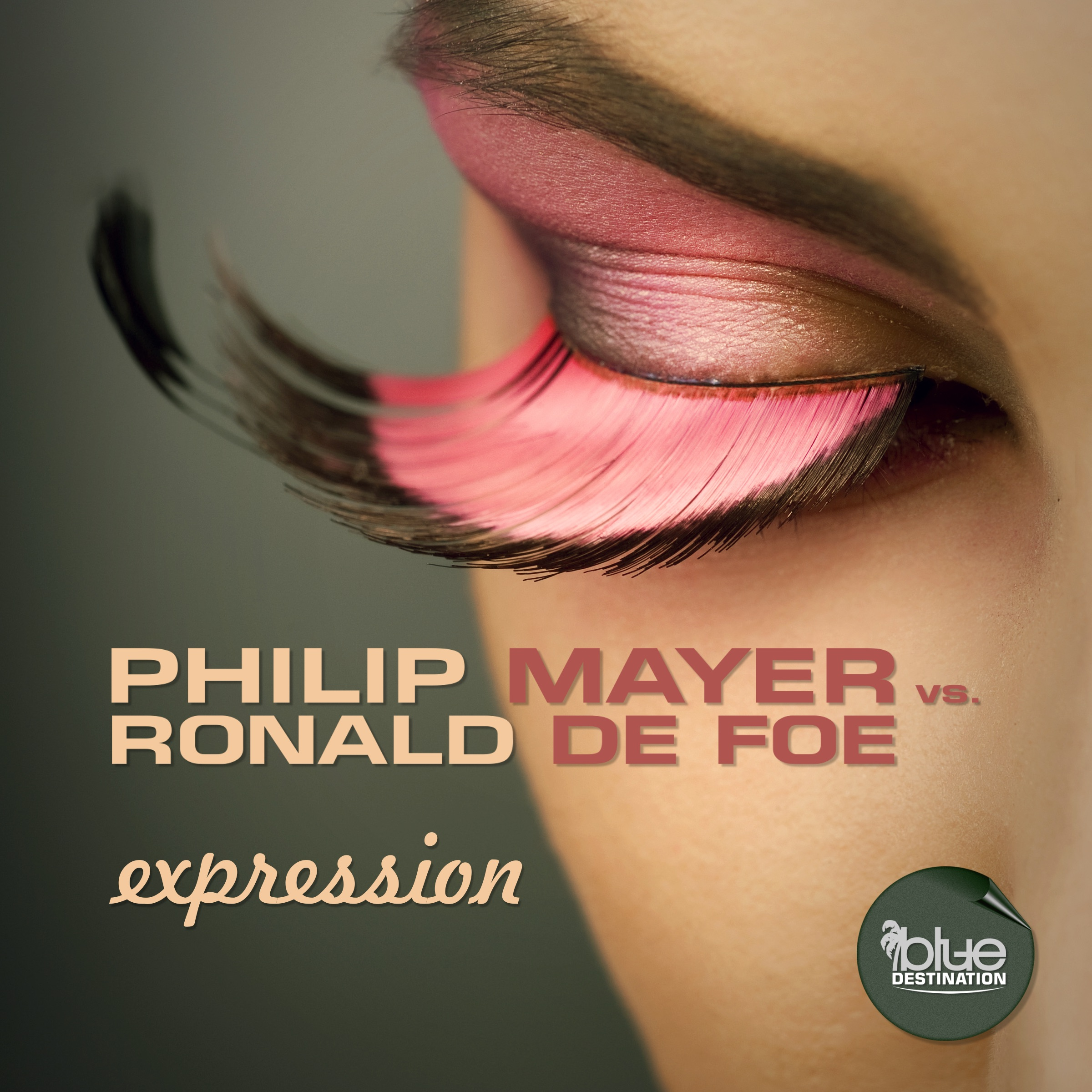 Expression (Radio Edit) [Philip Mayer vs. Ronald De Foe]